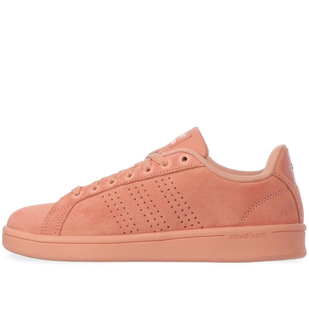 4580d8af46e tenis adidas cf advantage clean - bb9604 - rosa - mujer. Cargando zoom.