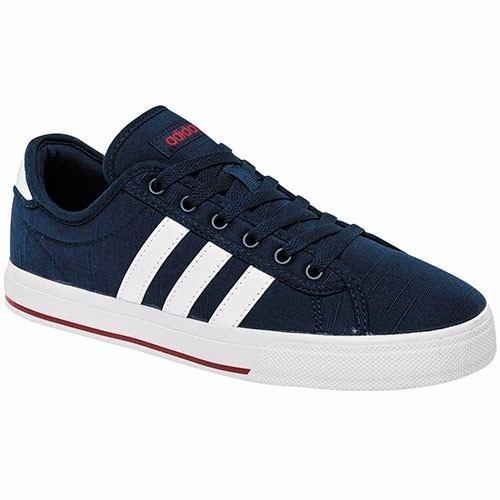 tenis adidas casual azul