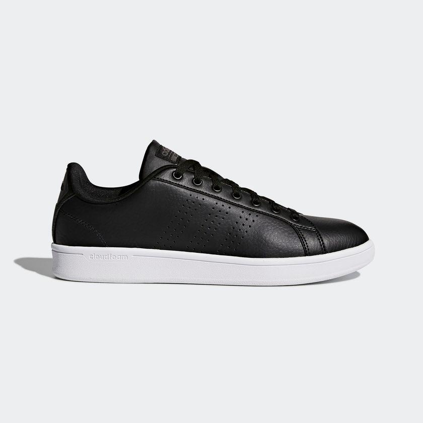Tenis adidas Cloudfoam Advantage Negro Aw3915 Hombre