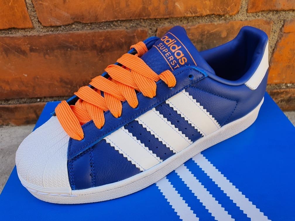 Piel Tenis adidas Gratis Superstar Concha AzulEnvío Bd737 kXZwPNOn80