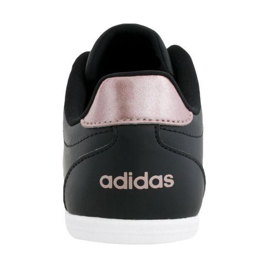 zapatillas negros mujer adidas