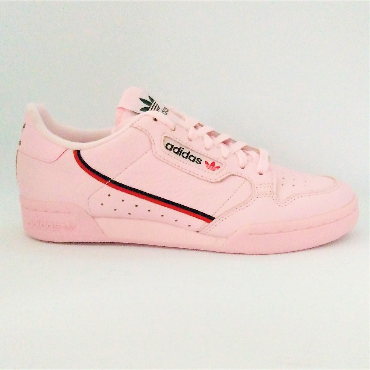 Tenis adidas Continental 80 Rosa Hombre Nuevos Originales