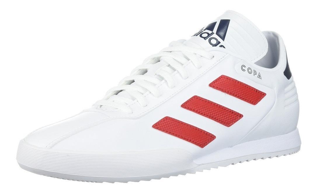 Tenis adidas Copa Super Sala Suela Original Blanca White Rod