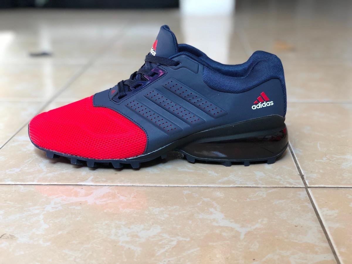 zapatos adidas cosmic rojo