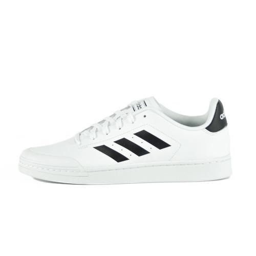 8d2a33b3c30 Tenis adidas - Court 70s - Hombre - Blanco - B79774 -   1