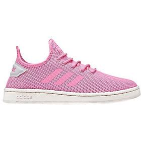 Tenis adidas Court Adapt F36477 Rosa Dama Pv