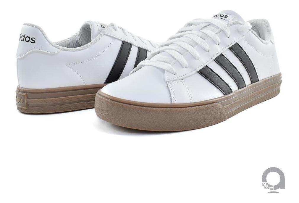 Tenis adidas F34469 Daily 2 Hombre Blanco 0 AL34jR5