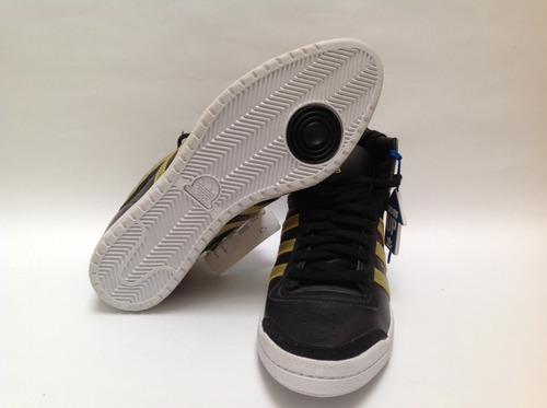 tenis adidas dama top ten hi sleek up ( liquidación )