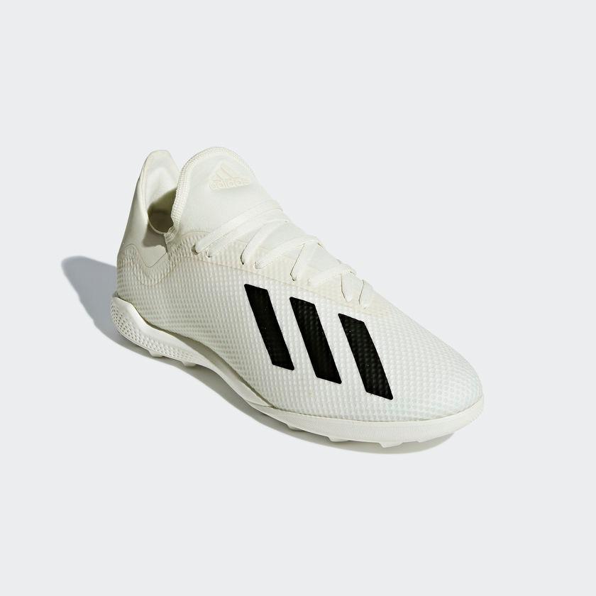 mayor descuento Zapatos 2018 zapatillas de deporte para baratas Tenis adidas De Fútbol X Tango 18.3 Tf Blanco Caballero