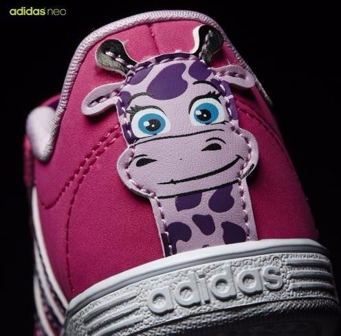 tenis adidas de niña originales jirafa