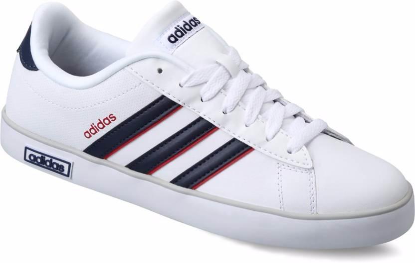 f231b91a75c tenis adidas derby vulc blanco azul marino piel envío gratis. Cargando zoom.