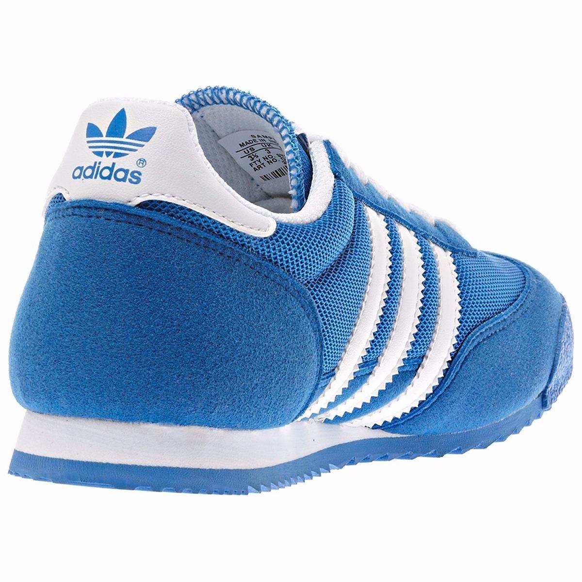 adidas dragon azul