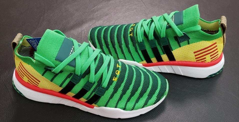 Adidas presentó los nuevos tenis de Dragon Ball