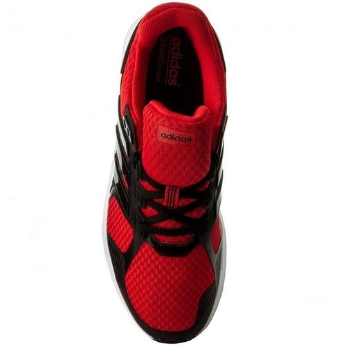 tenis adidas duramo 8 running rojo negro para  26.5 y 28