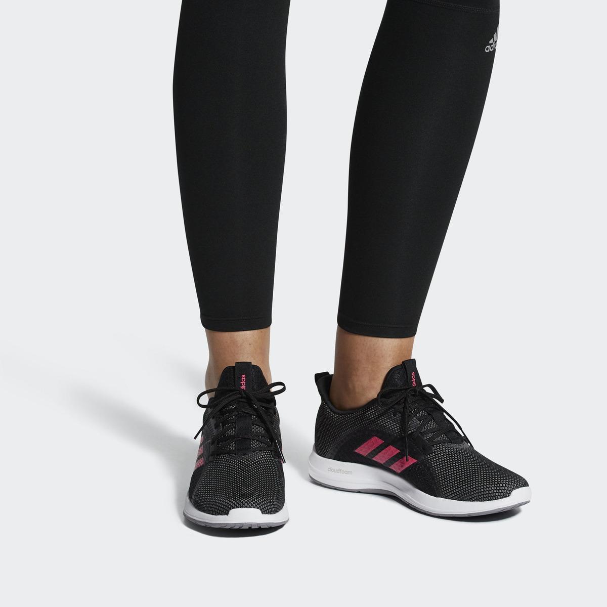 6bef475704f tenis adidas element 04 2018 cm7302 preto pink. Carregando zoom.