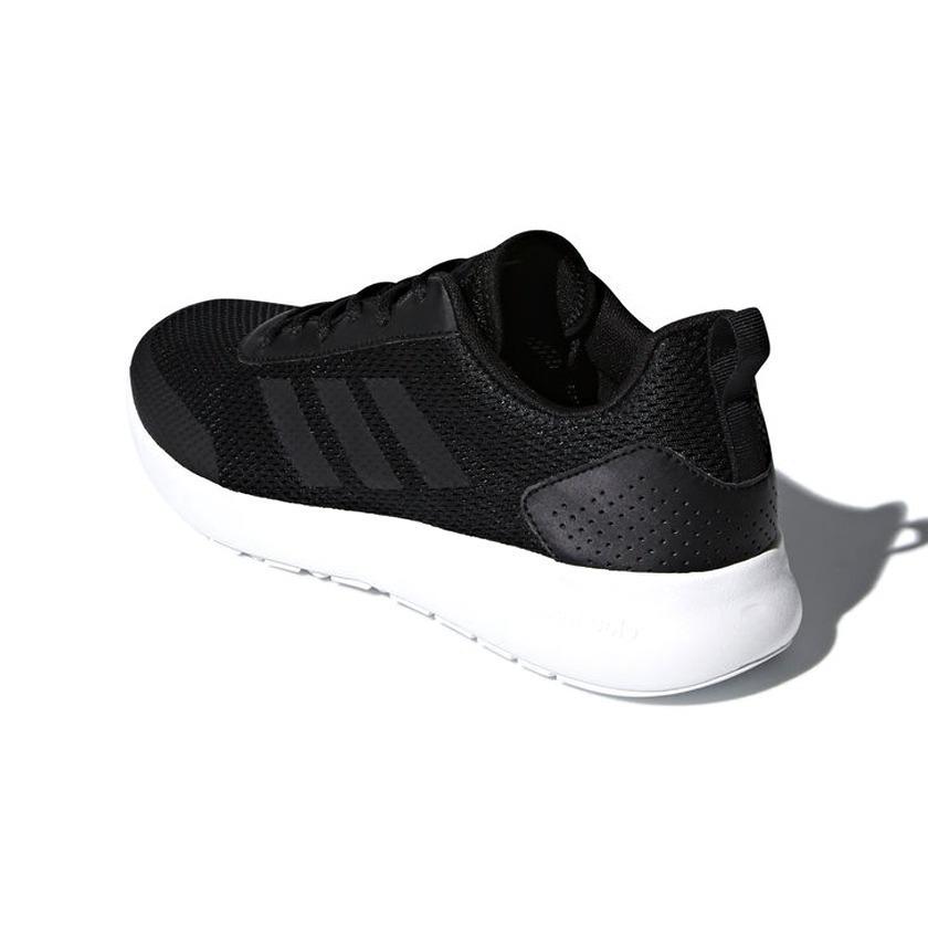 outlet store bf8c1 61e83 tenis adidas element race cloudfoam negro caballero original. Cargando zoom.