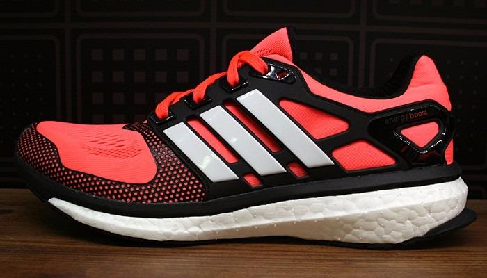 Tenis adidas Energy Boost 2 Naranja (f) -   2 4f7d72faff0be