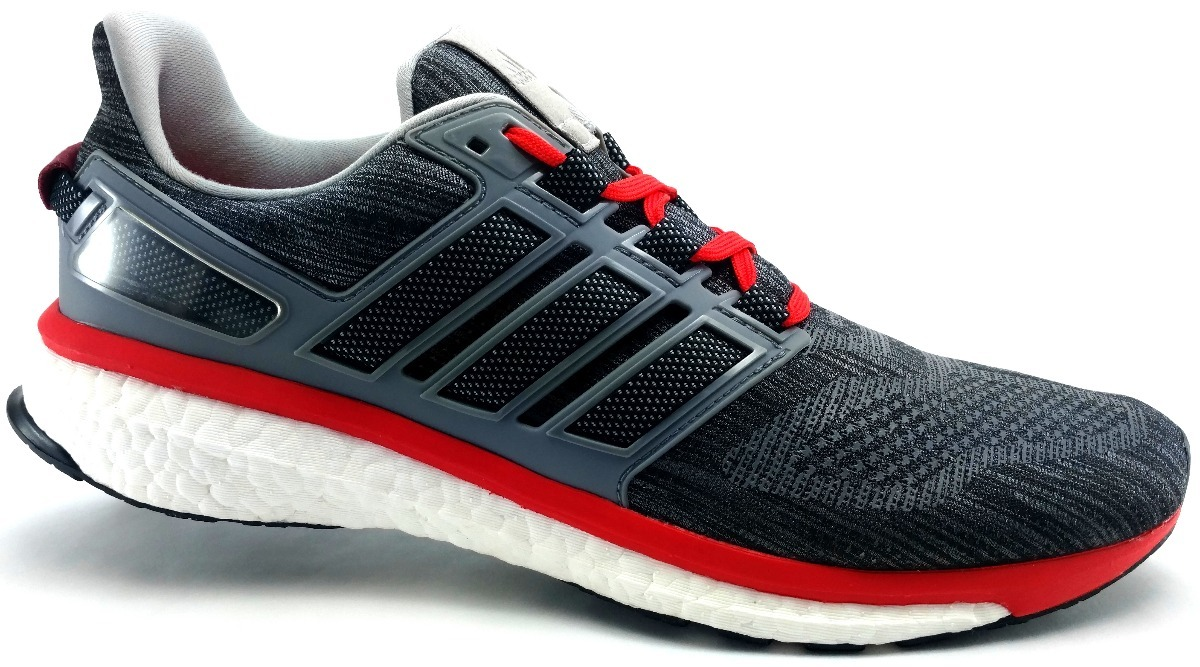 brand new ba01b ec106 ... promo code tenis adidas energy boost 3 gris rojo correr running bb5785.  cargando zoom.