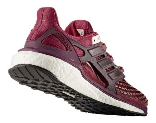 tenis adidas energy boost mujer correr running training gym
