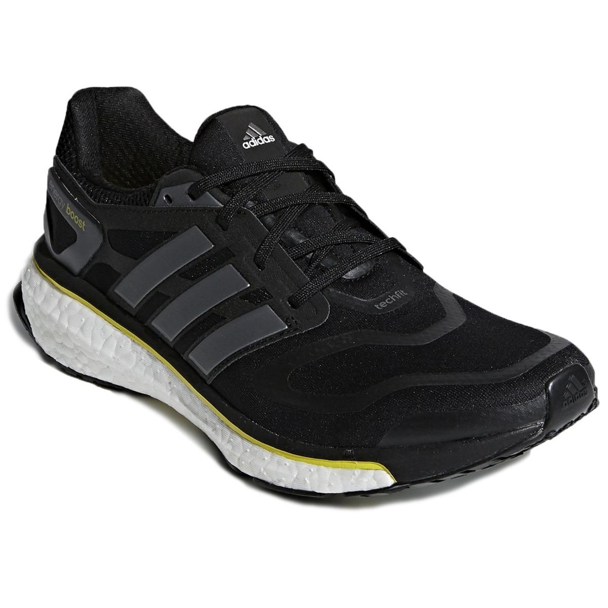 039750a846 tenis adidas energy boost negro correr running. Cargando zoom.