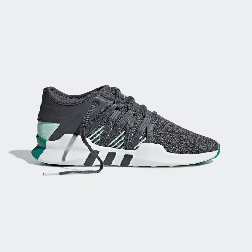 Adidas Originals Eqt Bask Adv Gris Herren Sneaker Low
