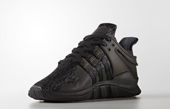 detailed look 60c4a 72f2f Tenis adidas Eqt Support Adv 2018 Caballero Negro