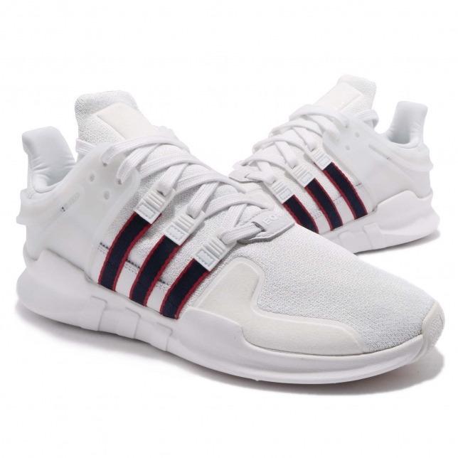 Eqt Adidas White 27 Crystal Caja Cms 5 Gym Support Tenis Adv qB5nwO7CC