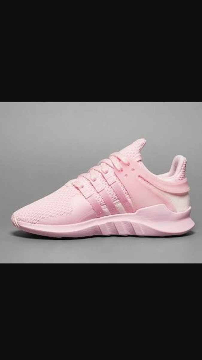 purchase cheap 04ca7 75c1d ... france tenis adidas eqt support adv pink mujer dama. cargando zoom.  c4248 b04f3
