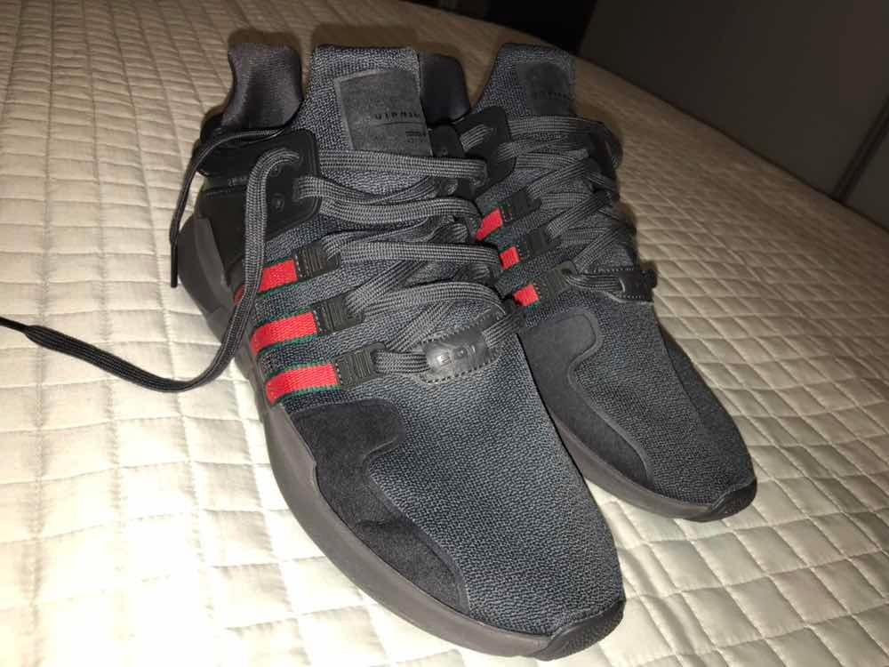 buy online ff8b6 d7174 Tenis adidas Eqt Support Original 43 Nike Jordan