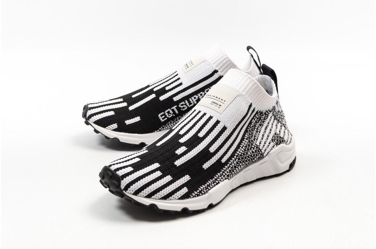 cb14d29f77 ... get tenis adidas eqt support sk pk caballero blanco y negro. cargando  zoom. a78b2