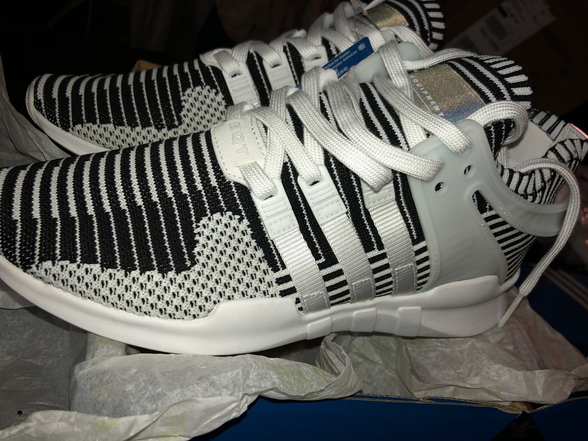 quality design 53573 30c27 Tenis adidas Eqt Support Zebra Adv Pk Ba7496
