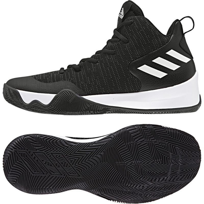 sneakers for cheap 47dd2 f83fa tenis adidas explosive flash hombre negro basquet originales. Cargando zoom.
