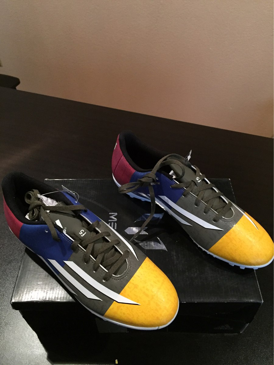 ... tenis adidas f5 tf messi. Cargando zoom. undefeated x 72a56 c19bd ... 847af16478d0a