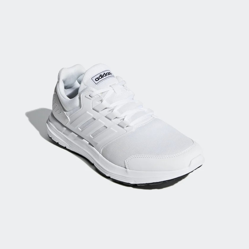 Tenis adidas Galaxy 4 Blanco Original + Envío Gratis + Msi
