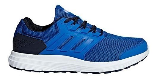 Tenis adidas Galaxy 4 M B75570 Azul Caballero Pv