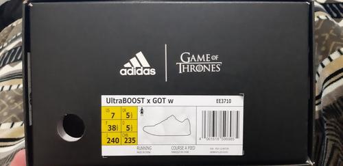 tenis adidas game of thrones ed limitada