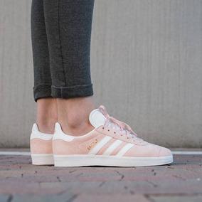 zapatos adidas gazelle mujer