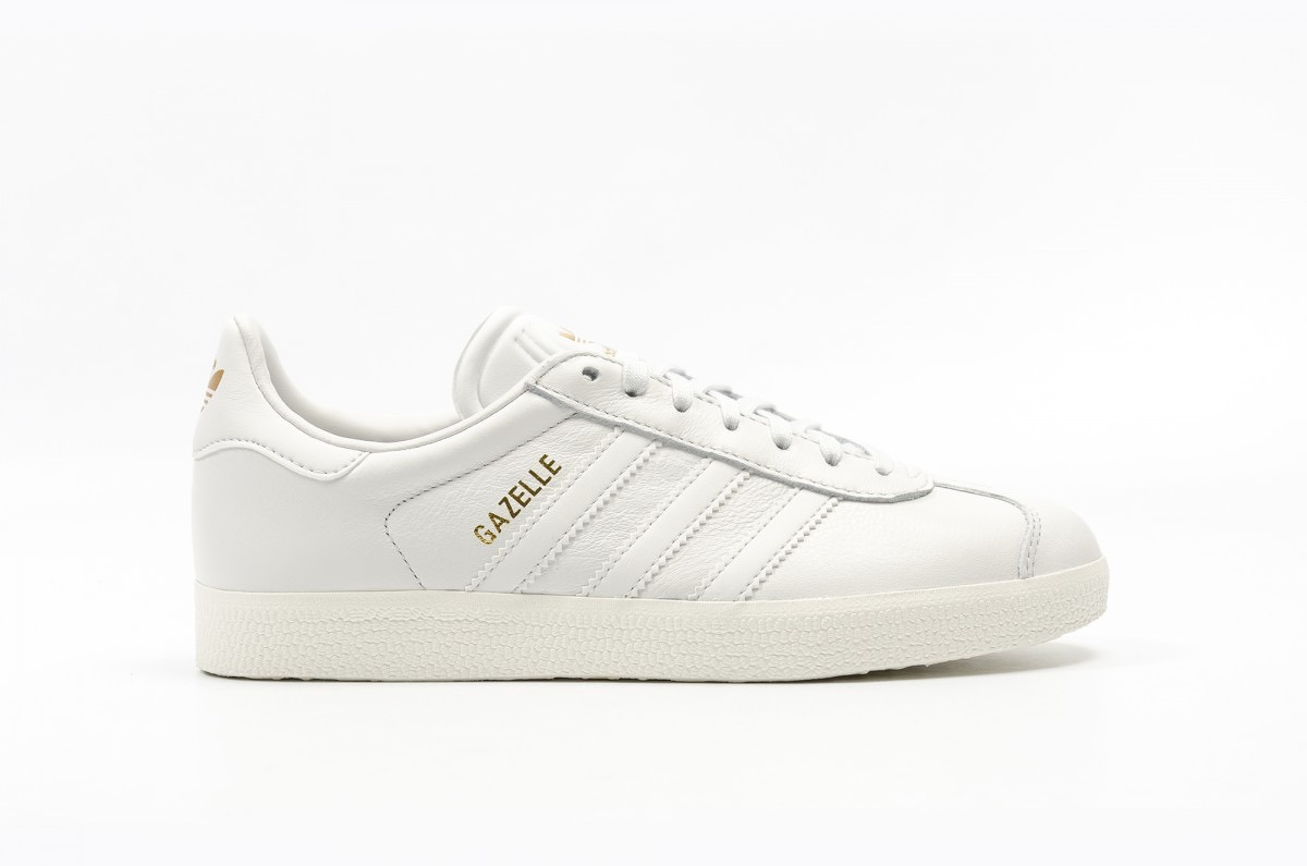 cheaper a56b3 0ef85 tenis adidas gazelle blanco mujer by9354 look trendy. Cargando zoom.