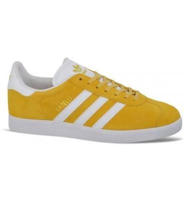 Adidas Gazelle amarillo