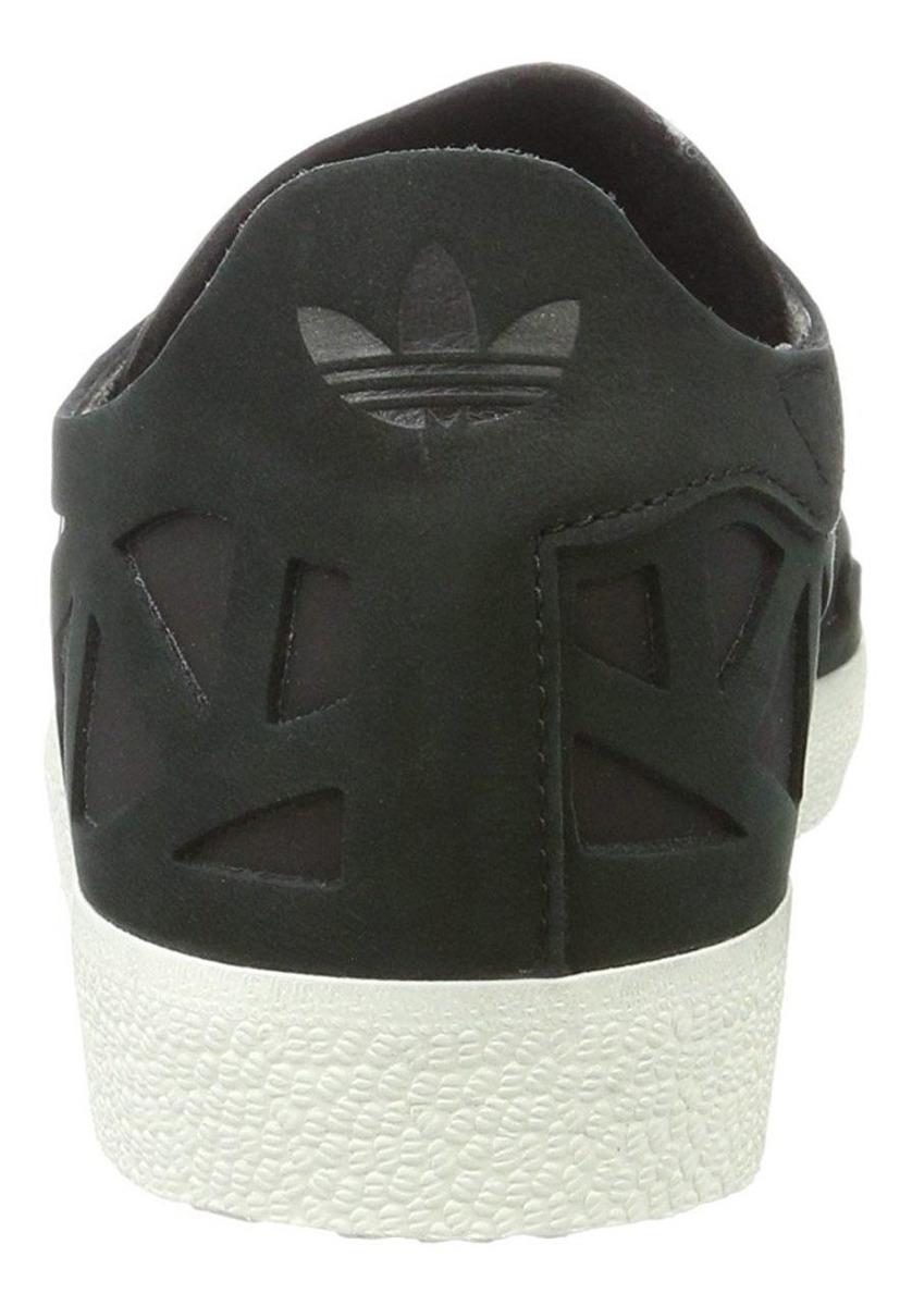 Tenis adidas Gazelle Cutout Negro Mujer