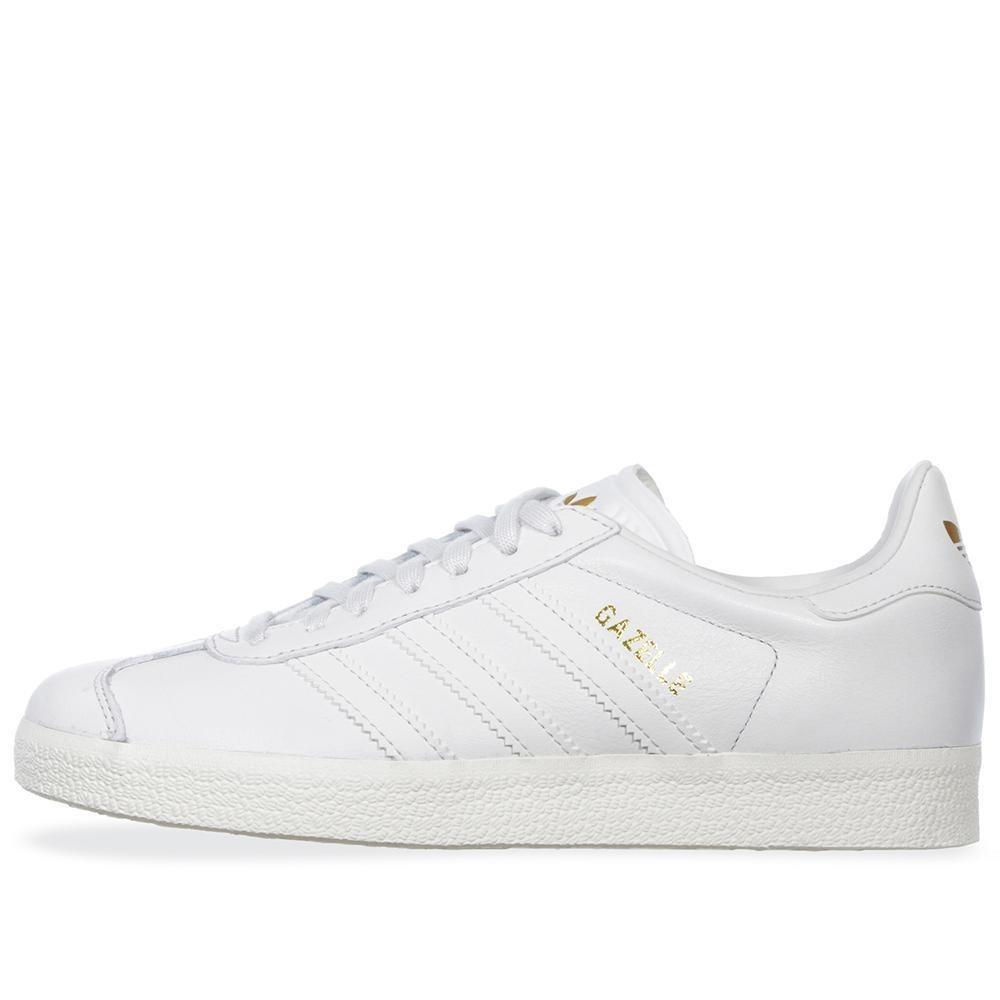 e195b8e51d tenis adidas gazelle w - by9354 - blanco - mujer. Cargando zoom.