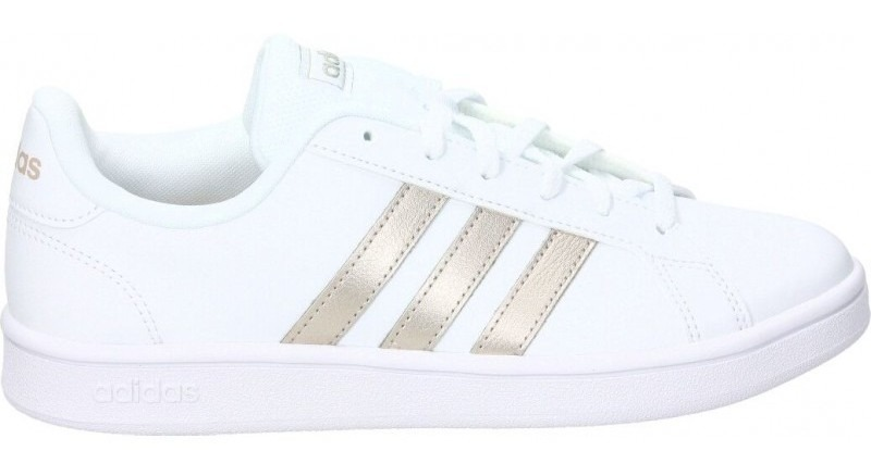 adidas grand court rosa cobre