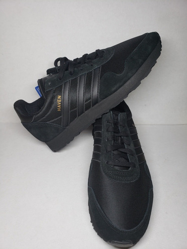 tenis adidas haven black