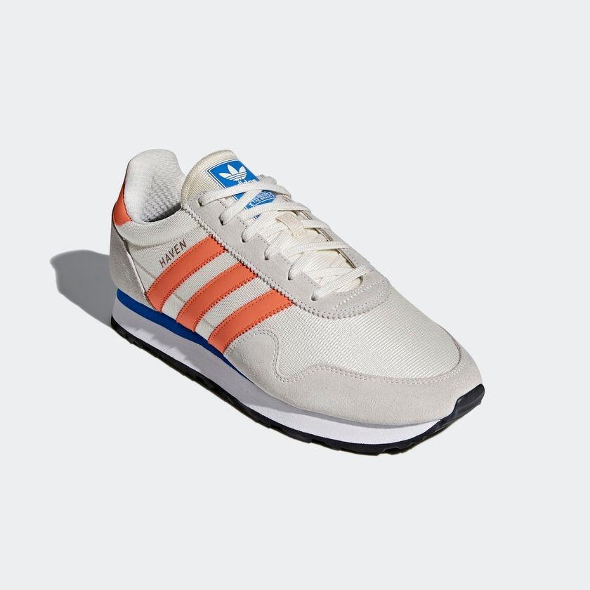 23333df23 Tenis adidas Haven Original En Caja Eva Piel Retro 28mx Msi ...
