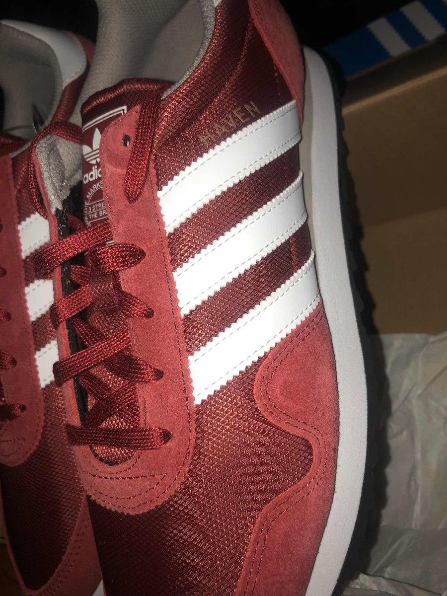 Adidas Haven Bb1281 Rojo Sneaker Originals Hombres reduziert