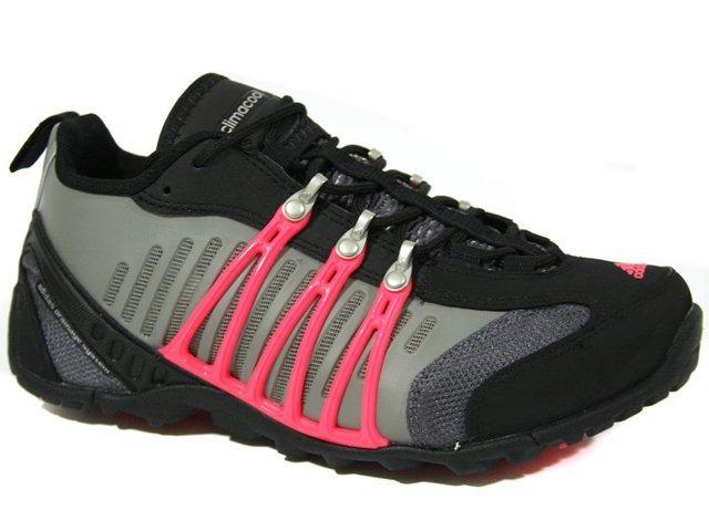 Tenis adidas Helbender Cinza Rosa Ats - R  239 94c1ff005f139