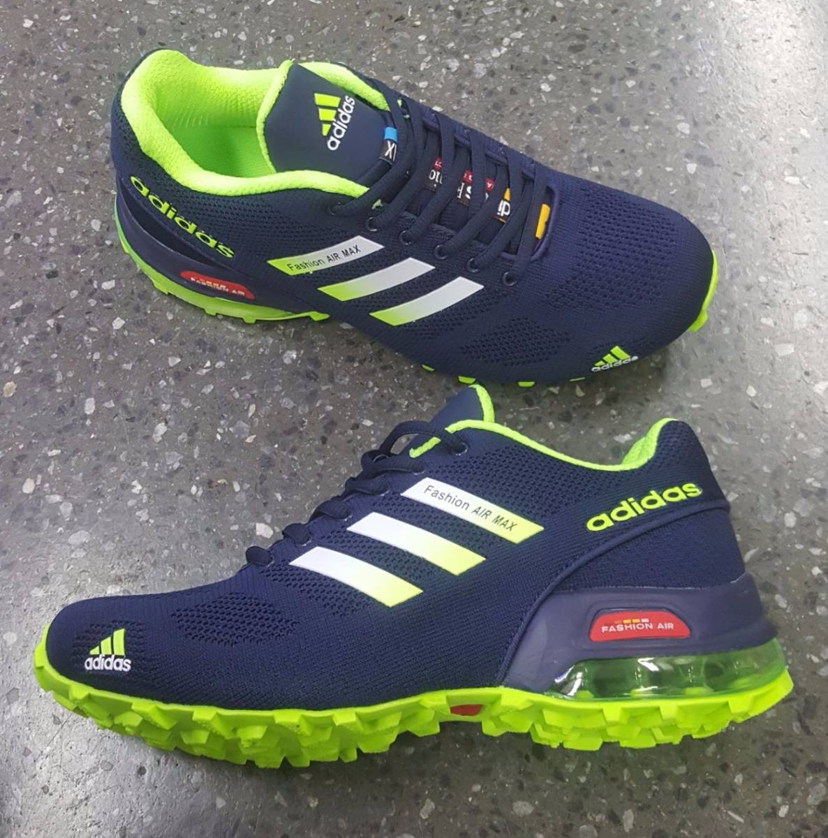 zapatillas adidas fashion air max