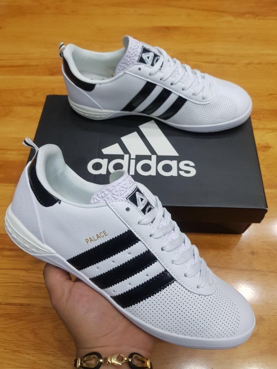Tenis Zapatillas adidas Palace Blanca Hombre Env Gr -   144.900 en ... 2aa1abd084fb4