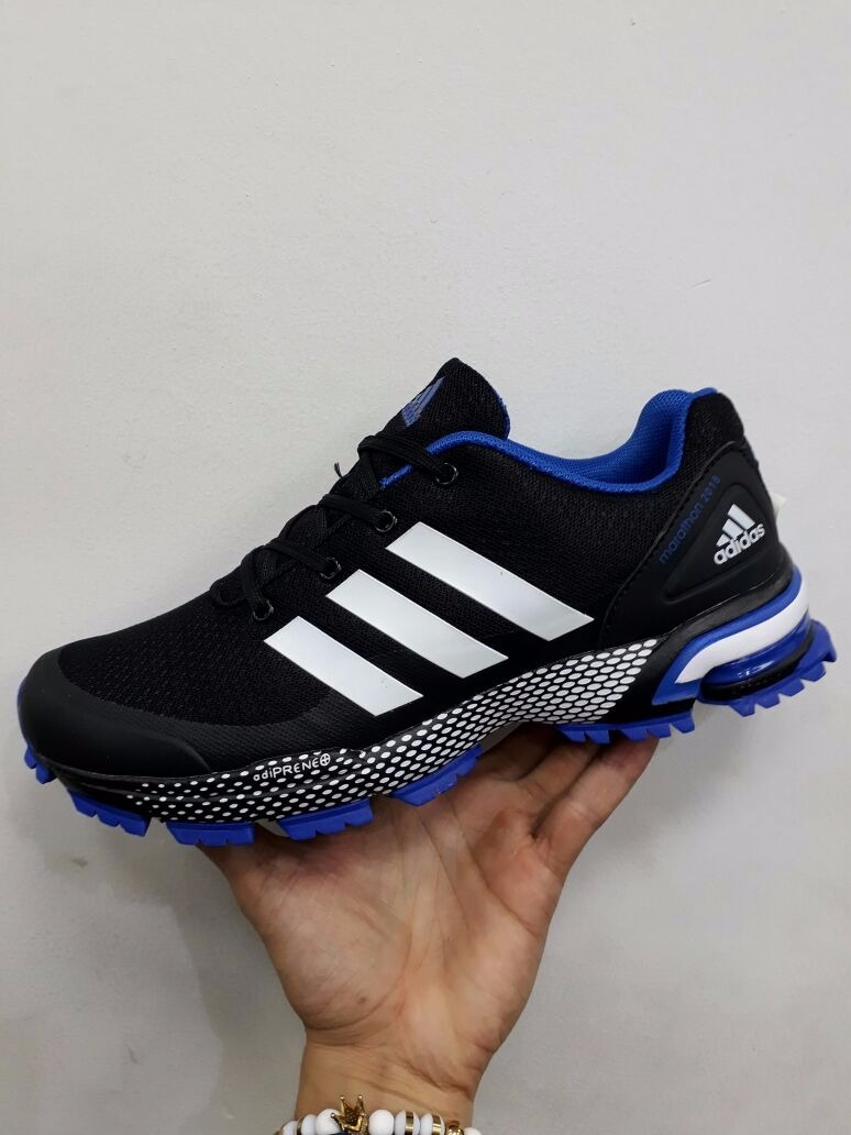 Hombre Marathon Tenis Zapatillas Nov 2018 Adidas Importadas PTEXxqAE