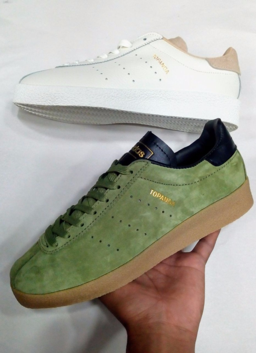 Zapatos Adidas Topanga para hombre 5fc24